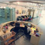 Stanowiska dyżurnych bibliotekarzy