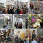 Słowiki zwiedzają bibliotekę