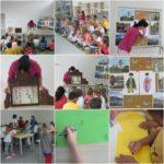 Dzieci z Przedszkola nr 2 słuchają baśni