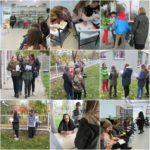 Klasa 7E wchodzi w role uchodźców