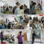 Klasa 5E i quiz wiedzy o roślinach