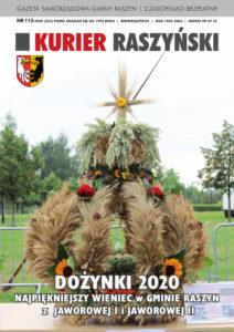Kurier Raszyński nr 113 - okładka