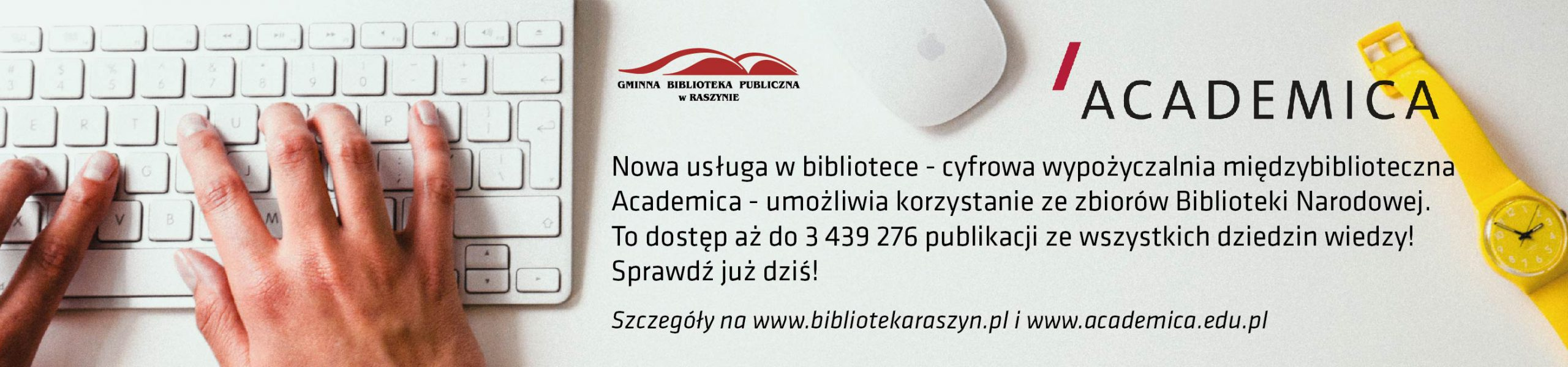 Academica baner