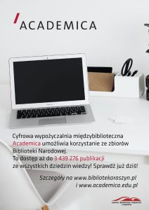 Academica - plakat