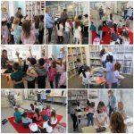 Lekcja biblioteczna klasa Klasa 0A na lekcji bibliotecznej0A